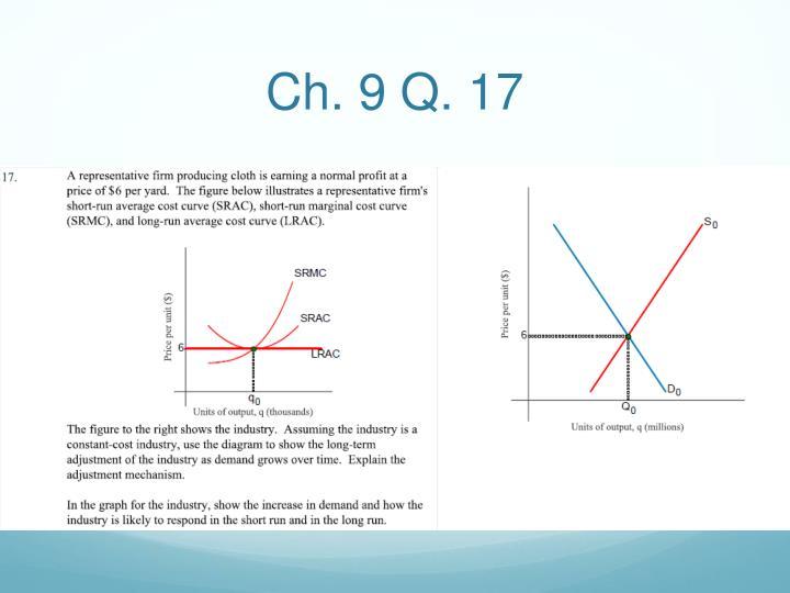 Ch. 9 Q. 17