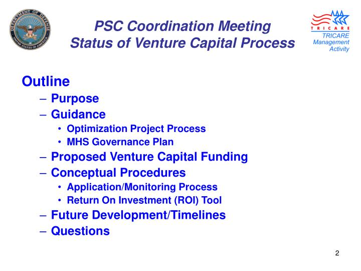 PSC Coordination Meeting
