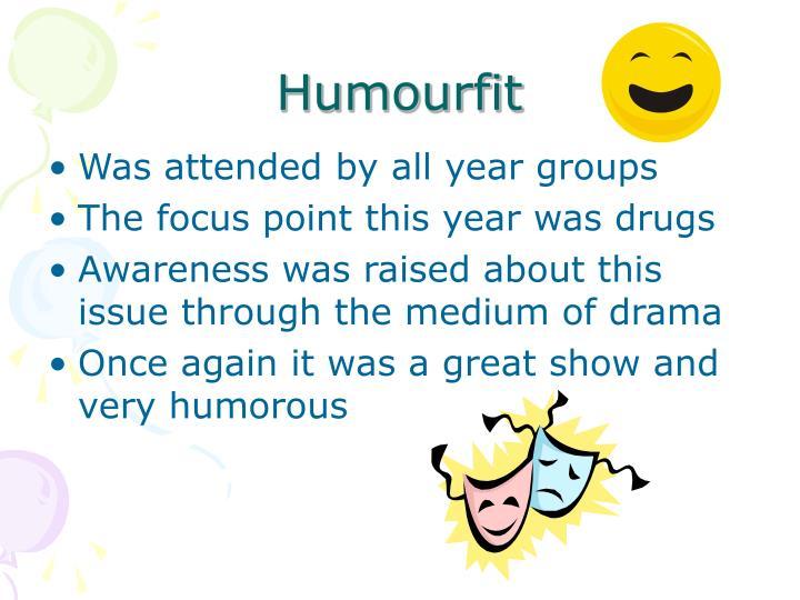 Humourfit
