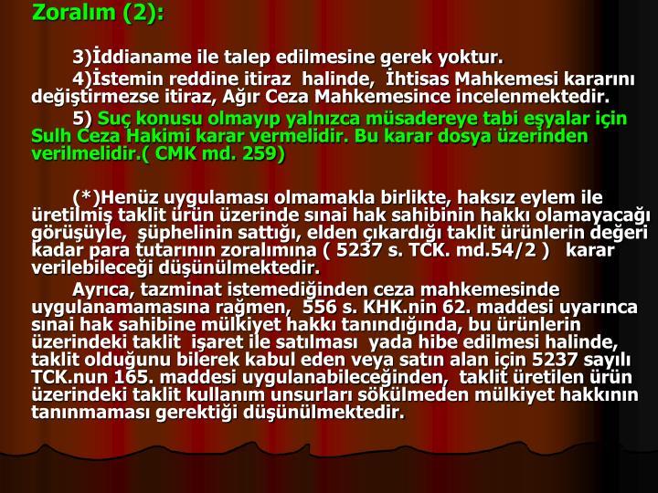 Zoralm (2):