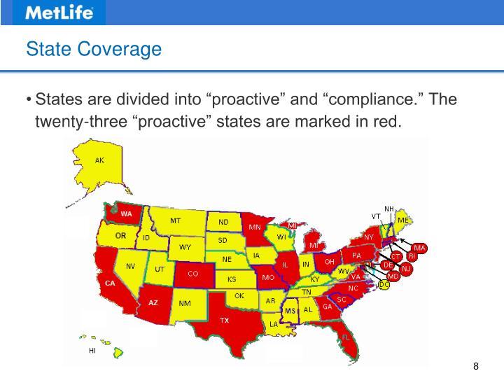 State Coverage