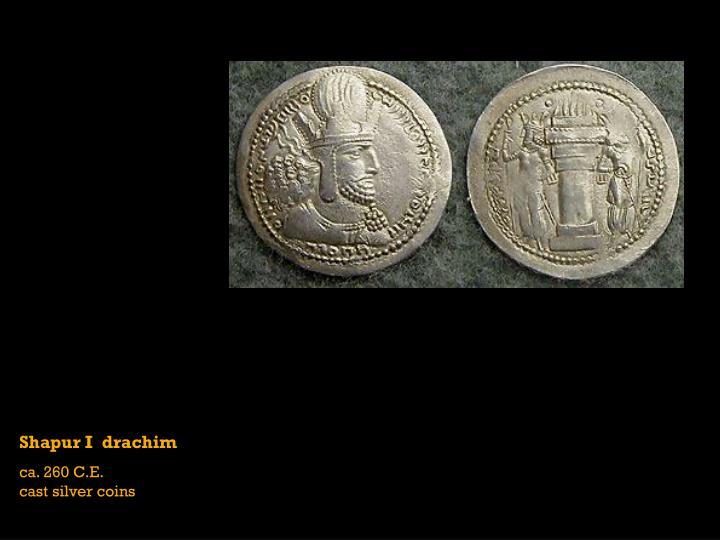 Shapur I  drachim