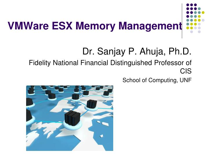 Vmware esx memory management