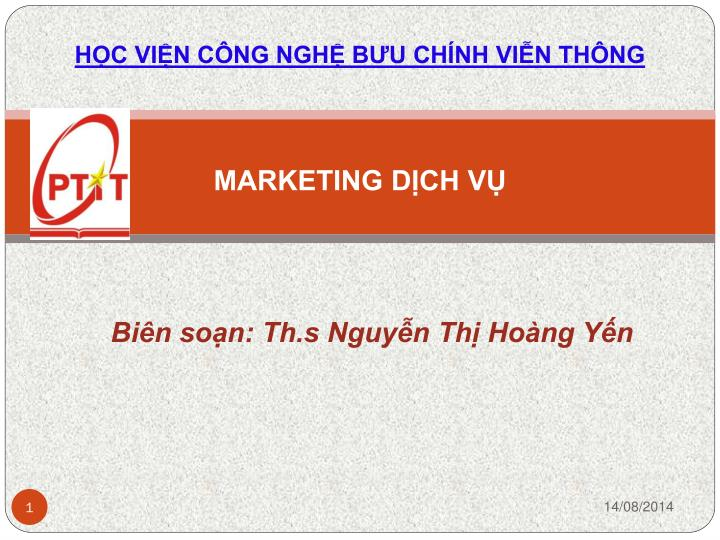 Marketing d ch v