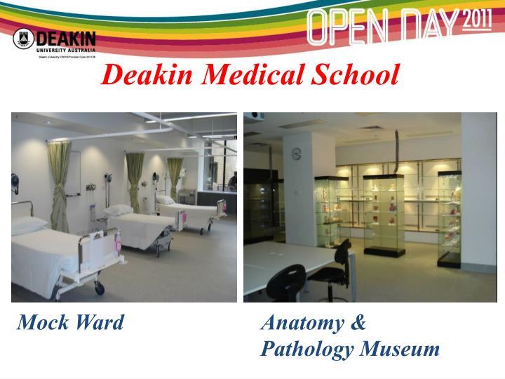 Deakin Medical School