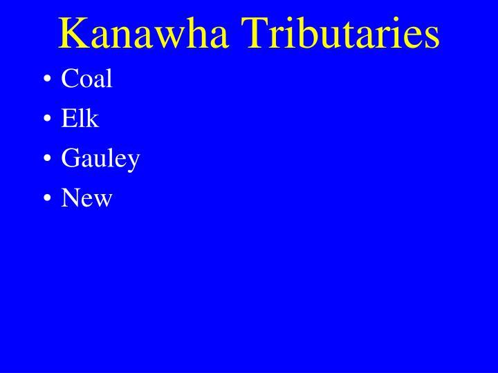 Kanawha Tributaries