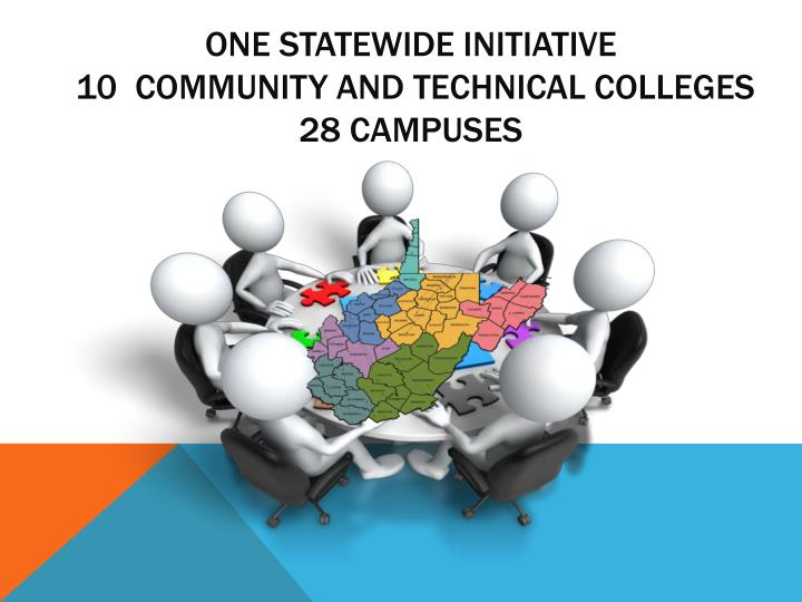 One Statewide Initiative