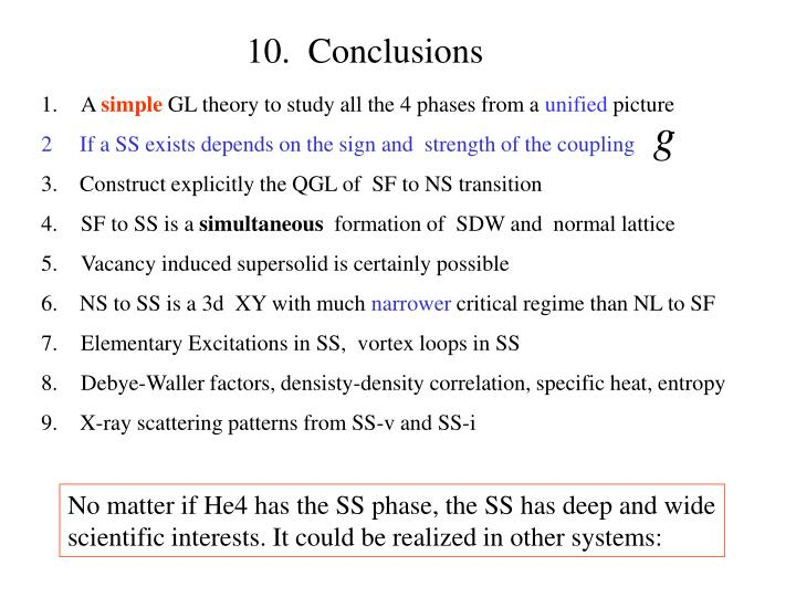 10.  Conclusions