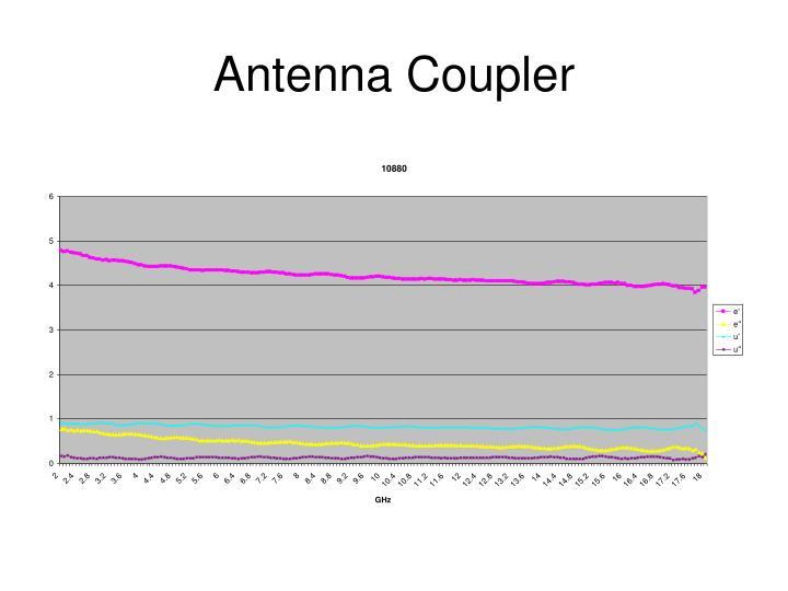 Antenna Coupler