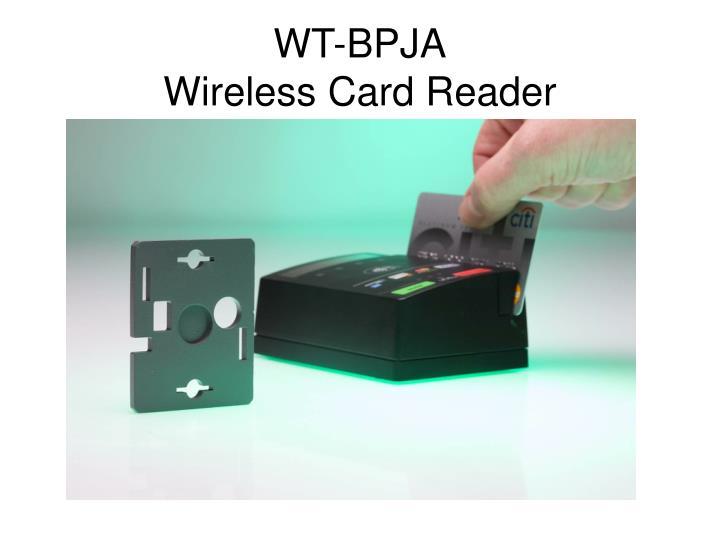 WT-BPJA