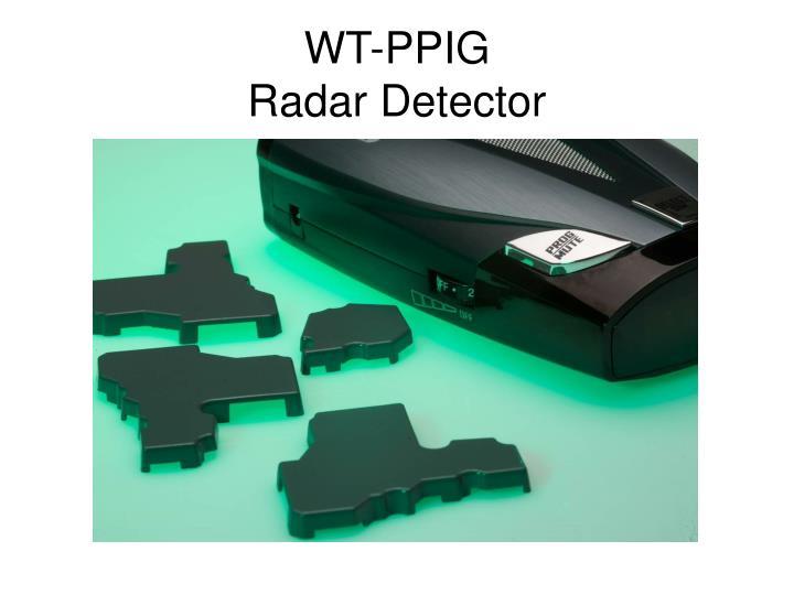 WT-PPIG
