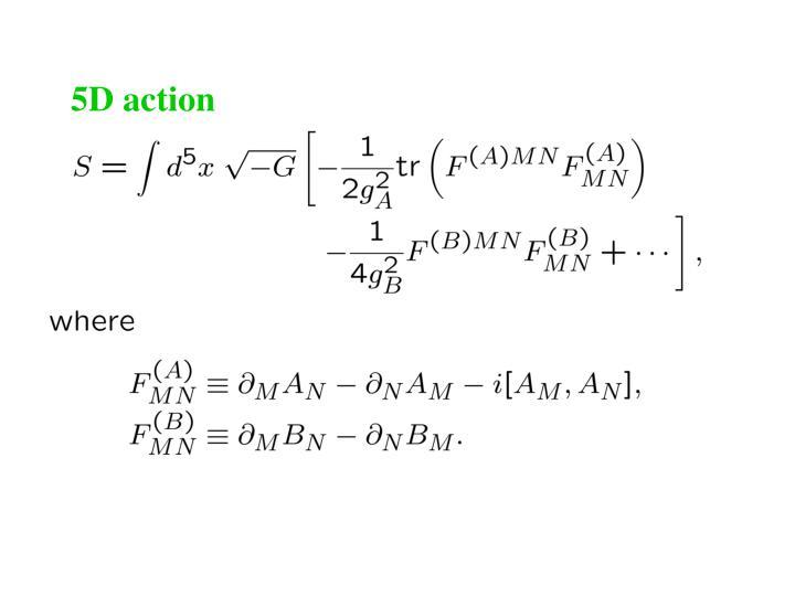 5D action