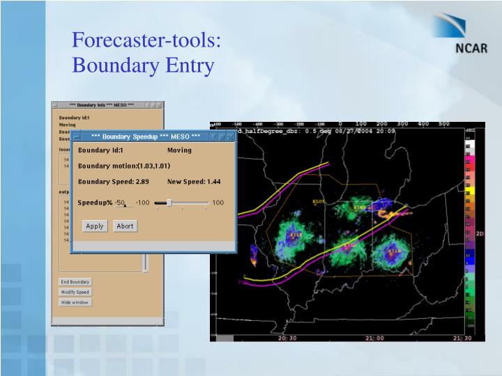 Forecaster-tools: