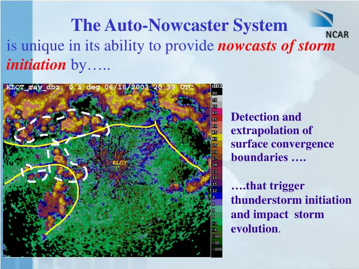 The Auto-Nowcaster System