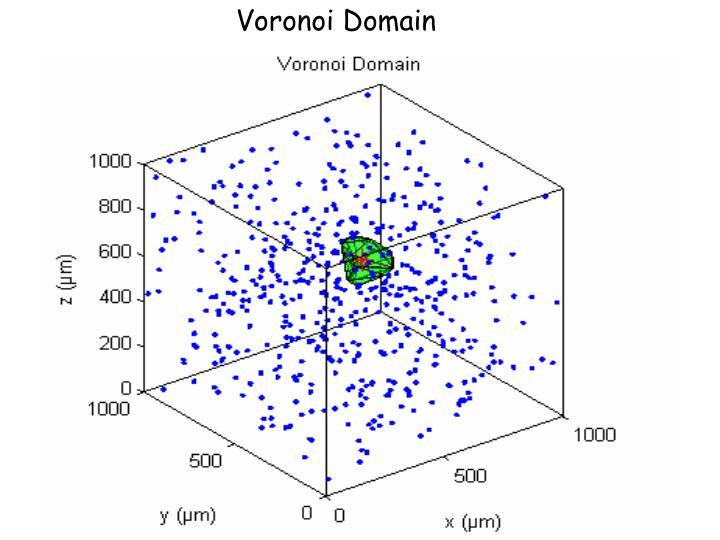 Voronoi Domain
