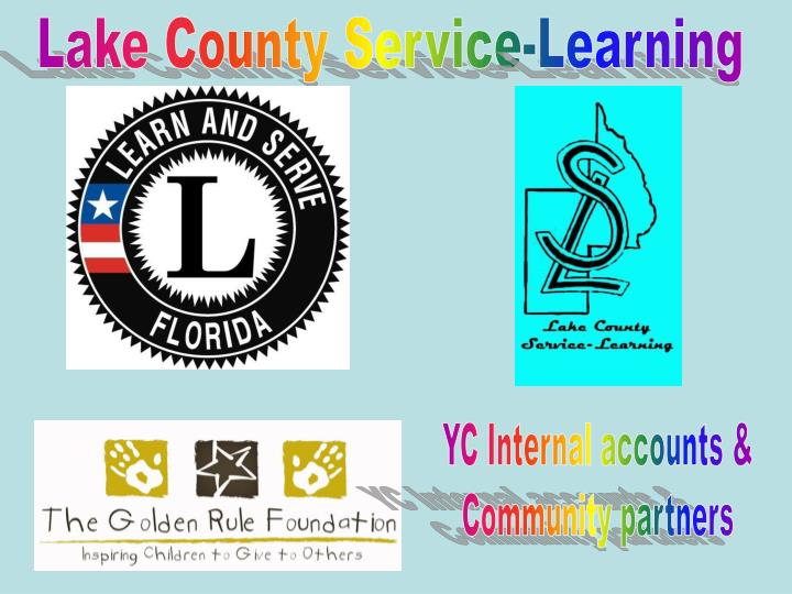 Lake County Service-Learning