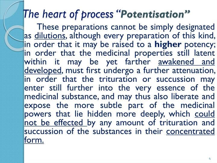 The heart of process ""