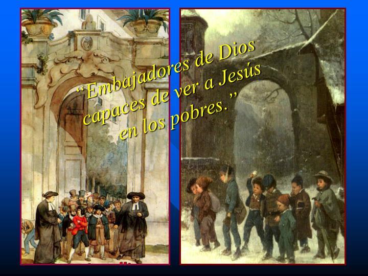 """""""Embajadores de Dios"""