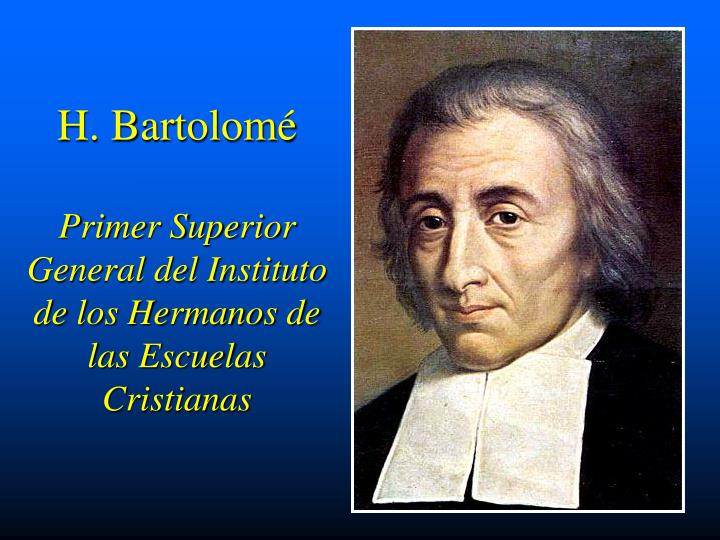 H. Bartolomé