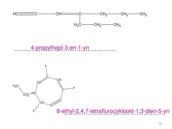 fluor ve vodě