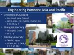 engineering partners asia and pacific