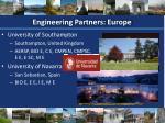 engineering partners europe