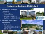 engineering partners middle east