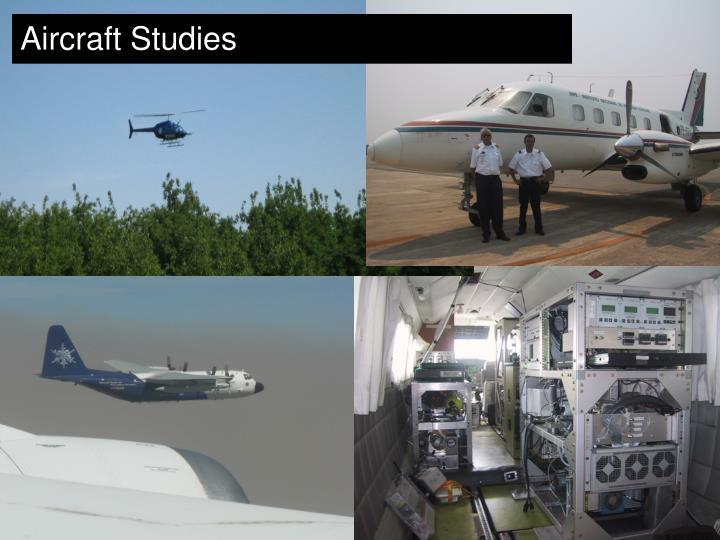 Aircraft Studies