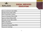 social services education