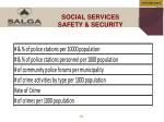 social services safety security