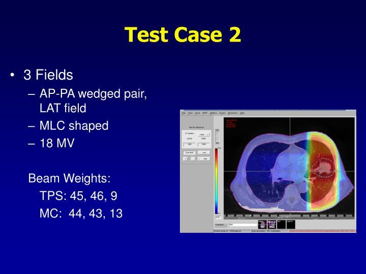 Test Case 2