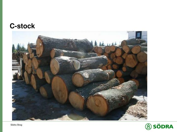 C-stock