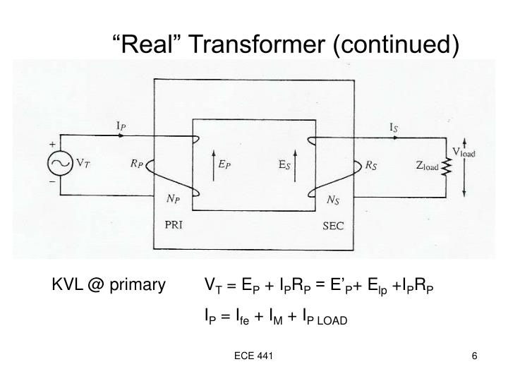 """Real"" Transformer (continued)"