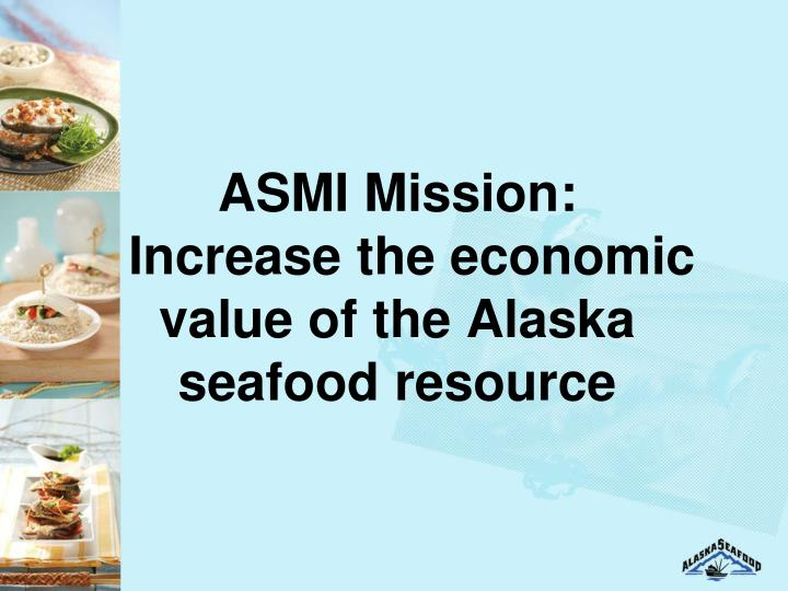 ASMI Mission: