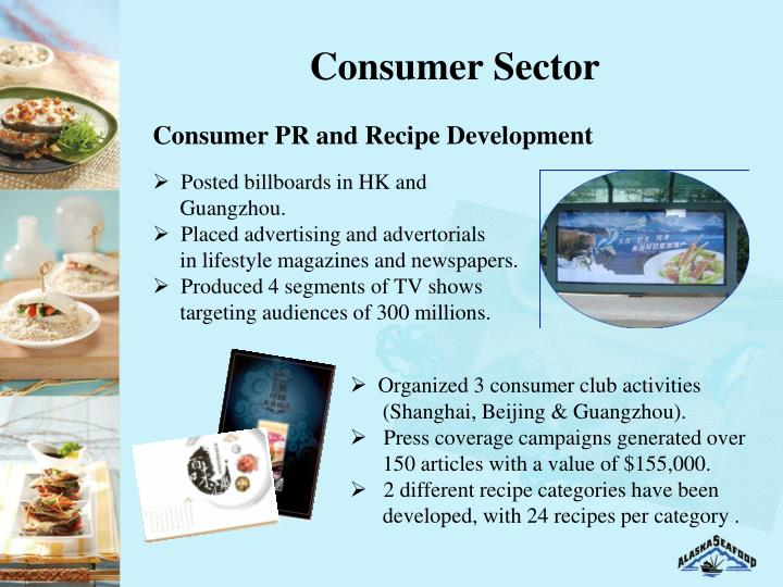 Consumer Sector