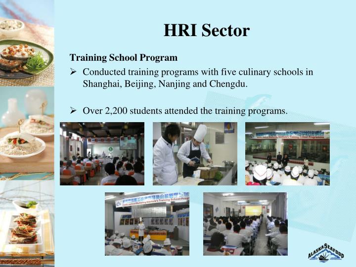 HRI Sector
