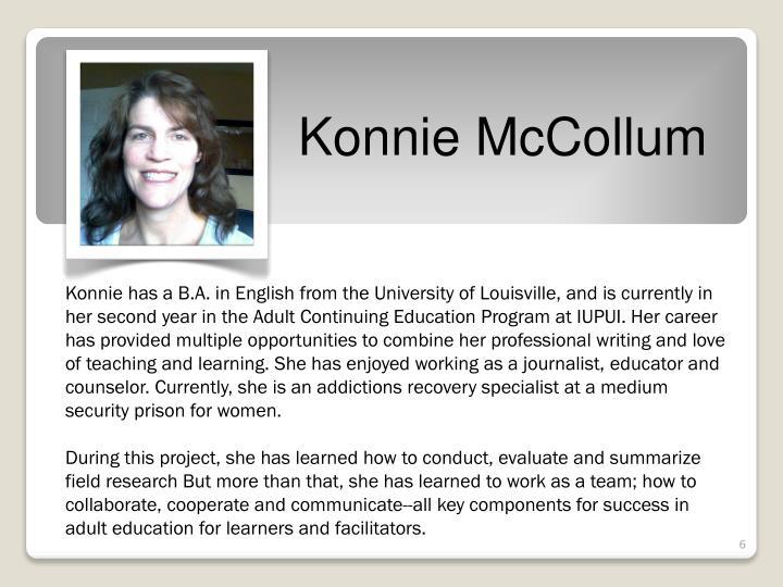 Konnie McCollum