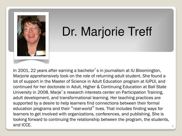 Dr. Marjorie Treff