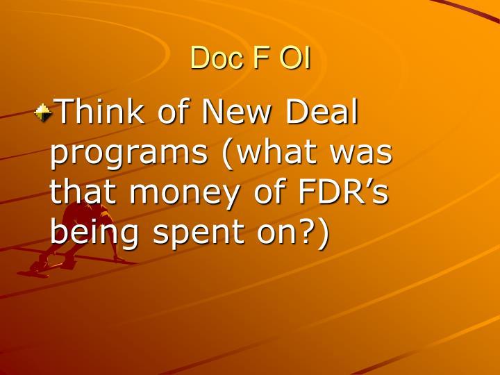 Doc F OI