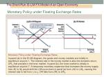the short run is lm fx model of an open economy3