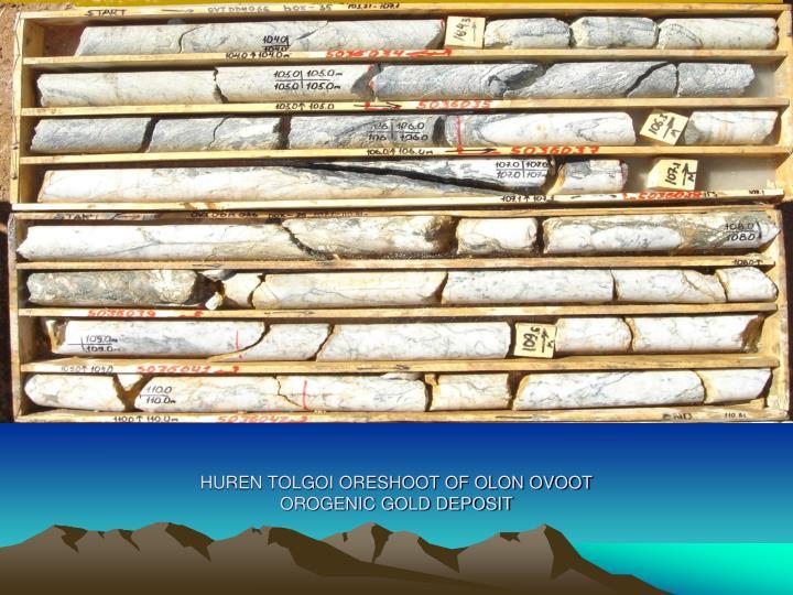 HUREN TOLGOI ORESHOOT OF OLON OVOOT