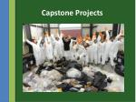 capstone projects