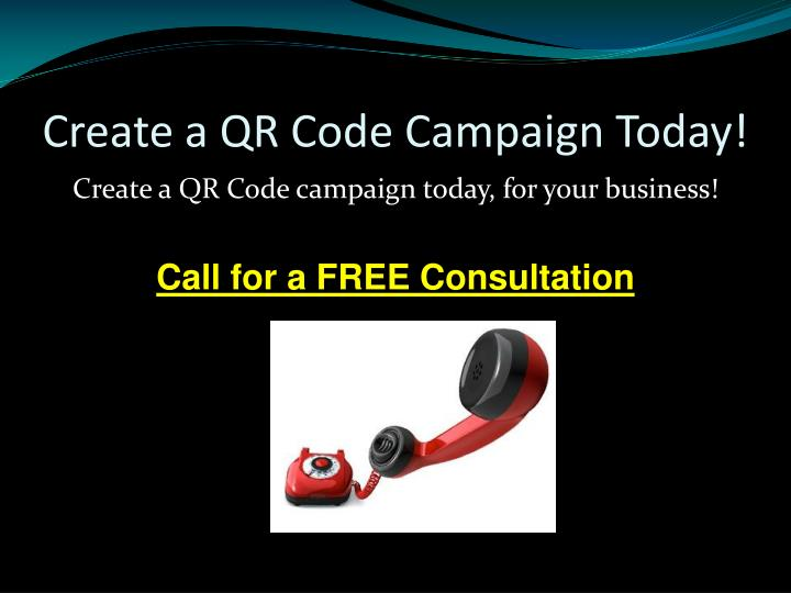 Create a QR Code Campaign Today!