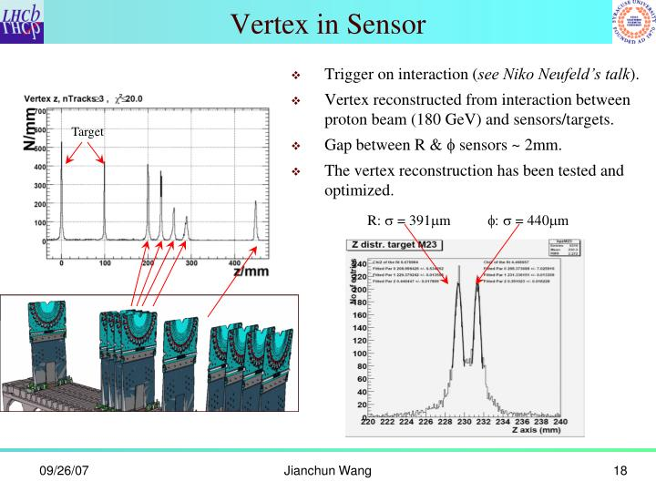 Vertex in Sensor