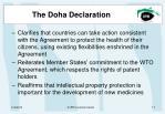 the doha declaration