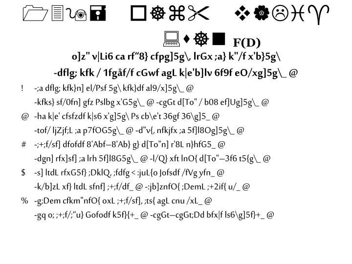 "139= o]z"" v|Li^:s]n"