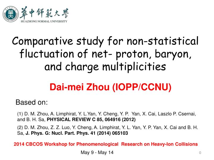 Comparative study for non-statistical fluctuation of net- proton, baryon, and charge multiplicities