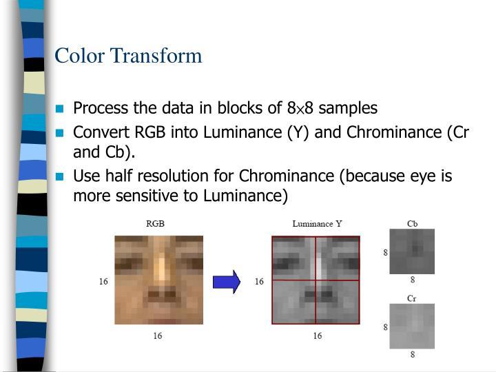 Color Transform