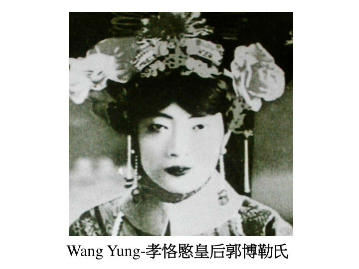 Wang Yung-