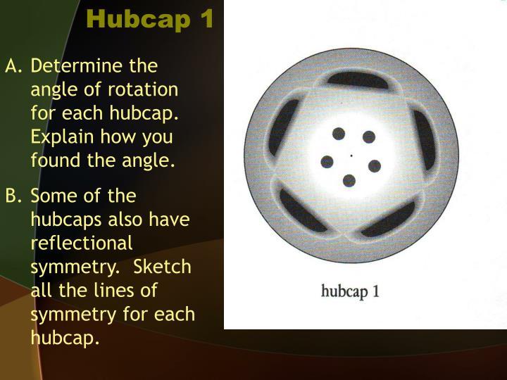Hubcap 1